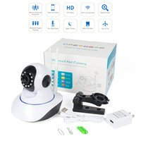 ingrosso telecamere di sicurezza antideflagranti-Home Security Telecamera IP Wireless Smart WiFi Telecamera WI-FI Audio Record Sorveglianza Baby Monitor HD Mini CCTV Camera 1080P