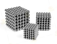 Wholesale 6mm Cube - 216pcs 6mm 7mm 8mm 9mm 10mm Magnetic Neodymium Magic Cube Puzzle Magcube Balls