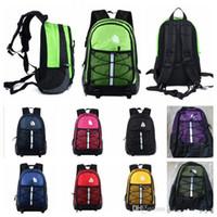 sırt çantası okulu erkekleri toptan satış-Marka Renk Teknolojisi Kuzey F Gençlik Sırt Çantası Erkek ve Kız Eğlence Sırt Çantası Seyahat Açık Spor Çanta Öğrenci Okul Çantası 9 Renkler Büyük Ca