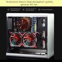 master dc al por mayor-Ordenador / PC CPU / GPU / VGA Enfriador Tarjeta de gráficos Ventilador de refrigeración Silencioso Silencioso DC 12V 120mm Ventilador Placa base Disipador de calor Disco duro radiador