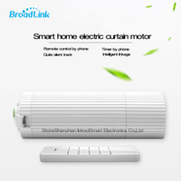 Wholesale motored curtain for sale - Group buy Broadlink DNA Dooya DT360E Electric Curtain Motor with Wifi Remote Control Android Control For Smart Home automation