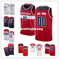 Wholesale mens vest t shirts - Cheap Custom basketball Jersey customize Any number any name Stitched Personalized navy Blue Red White Mens Youth Women T-shirt vest Jerseys