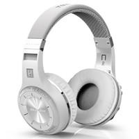 bluedio ht toptan satış-Bluedio HT Kablosuz Bluetooth oyun Kulaklığı Müzikler için BT 4.1 Stereo Bluetooth Kulaklık dahili Mic Müzik