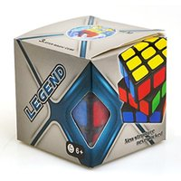Wholesale Magic Cube Professional Speed Puzzle Cube Twist Toys x3x3 Classic Puzzle Magic Toys Adult and Children Educational Toys DHL