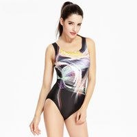 95f4517498 CAD  38.22 · New Swimwear One Piece Competition Training Swimming Suit  Women Swimsuit Girls Kids Racing Swimsuits Knee ...