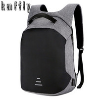 Wholesale 15inch laptops for sale - Group buy Multifunctional USB Charge Anti Theft Backpack Men inch Laptop Backpacks Fashion Travel School Bags Bagpack sac a dos