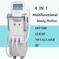 Wholesale ipl hair removal machines for sale - Selling ipl machine laser spider vein removal machine for hair removal CE approved factory multifunctional beauty equipment