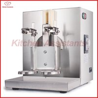 Wholesale Tea Shaker - YY120-2 Electric Milk Tea Shaker Blender Machine