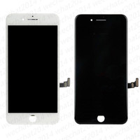 iphone lcd dhl großhandel-Hochwertige LCD Display Touchscreen Digitizer Assembly Ersatzteile für iPhone 6 6s Plus 7 8 Plus frei DHL