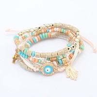 Wholesale gold beautiful bangle resale online - 2018 New hot beautiful resin jewelry girl palm bracelet bangles women