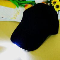 ingrosso team di illuminazione-New 5 LED Light Cap Hat Team Valor Team Instinct Berretto da baseball per donna Uomo Cappelli aderenti Glow In The Dark
