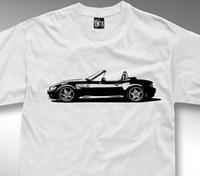 comprar camisas clásicas al por mayor-Camiseta para BUY Z3 fans Classic 90's roadster Nuevo diseño - 6 colores