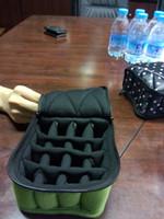 держатель сока vape оптовых-Держатель 15 мл / 20 мл Бутылки E-liquid Vape Juice Tool Bag Портативный карманный футляр для хранения распылителя с толстым хлопком