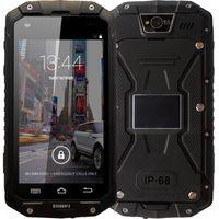 gps android a prueba de golpes 3g al por mayor-Nuevo teléfono celular GuoPhone Discovery V9 V9 PRO con IP68 MTK6580 Android 5.1 3G GPS AGPS 4.5 pulgadas Pantalla a prueba de golpes Teléfono inteligente a prueba de golpes