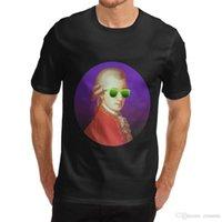 ingrosso disegni moderni della maglietta-T-Shirt Summer Casual Abbigliamento Uomo T-Shirt da Uomo Modern Neon Fashion Design T-Shirt da Uomo
