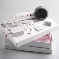 Wholesale used beauty equipment resale online - 3 in Home Use Beauty Product EMS Ultrasonic Infrared Ultrasound Slimming Fat Cavitation Body Contour Beauty Equipment CE
