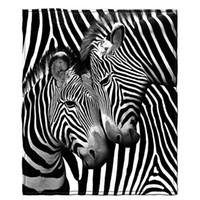 lã de zebra venda por atacado-Cobertura do lance do velo da zebra