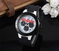 Wholesale Military Cans - High quality Italian luxury jewelry brand watches, outdoor military movement quartz silicone Men's watches, all functions can work