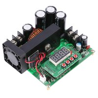 Wholesale step up boost converter - Freeshiping 900W Digital Control DC-DC Boost Module great Step-up Converter Power Supply Module CC CV LED Display 0-15A IN 8-60V OUT 10-120V