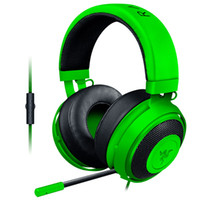 Wholesale free mm games resale online - Best Quality mm Razer Kraken Pro Gaming Headset with Wire control headphones in BOX USB Headset head mounted FPS computer games DHL Free