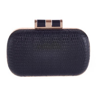 Wholesale western style clutches resale online - factory sales New brand The handbag of western style fashion Pu hand bag dinner simple fashion handbags handmade exquisite Chain Handbag