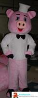 hacer traje de cerdo al por mayor-traje de la mascota del cerdo por encargo Mascotas para la mascota del equipo de publicidad Mascotas Animal por encargo para la publicidad Mascotas Deporte Deguisement Mascotte