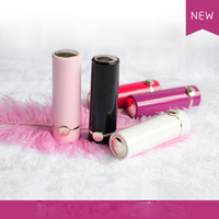 Wholesale Homemade Packaging - Empty Lipstick Tube Lip Balm Tubes Container DIY Fashion Cool Lip Tubes Homemade Packaging Material Shell