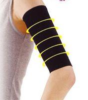 yağ yakıcı silahlar toptan satış-1 ADET güçlü yağ yakma ince kol elastik kol kol bandı Sihirli Zayıflama üst kol şekli kadın moda Kol Isıtıcıları yapmak için Mükemmel eğri
