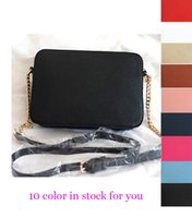 Wholesale Polyester Wallets - designer handbags bag new pink black khaki fashion pu leather pu cross body wallet free shipping