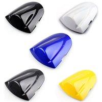 motorrad-rücksitz-abdeckhaube großhandel-6 Farbe Optional Motorrad Hintere Sitzabdeckung Motorhaube Für Suzuki GSXR600 GSXR750 2006-2007 K6