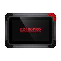 herramienta de reinicio de airbag bluetooth al por mayor-XTOOL EZ400 PRO Automotive Tablet Herramienta de Diagnóstico Soporte Programa clave Ajuste del odómetro Airbag Reset Diagnosis Scanner Actualización en línea