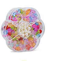 Wholesale education toys for sale - Children Intelligence Beaded Toys Manual DIY Necklace Gift Bracelet Learning Education Games Developmental Parent Child Game cs W