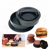 hamburger burger basın toptan satış-Hamburger Presleri Burger Et Presleri Hamburger Patty Makineleri Et Tavuk Araçları Pişirme Araçları Gadgets Mutfak Aksesuarları # 4558