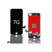 ecran ersatz großhandel-Ersatz-LCD für iPhone 7 Display Touch Kapazitive Bildschirm Digitizer Assembly für iPhone7 Ecran Pantalla
