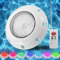 Wholesale pool high - High Quality Swimming Pool Light 25W 30W 35W AC12V Wall-mounted EGB LED Underwater Light IP68 Waterproof Outdoor Underwater Lamp