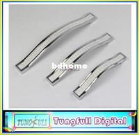 ingrosso maniglie in zinco-2013 new15Pcs Crystal Handles Kitchen Cabinet Manopole In lega di zinco Drawer Pulls (C.C.:96mm, Lunghezza: 105mm)