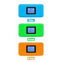 "Wholesale Green Screen Games - Very fun Classic Game Console with 120 Games 2.4"" Color Screen Pocket Hand-held Game System Educational Toys Children Kids gift"