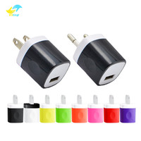 Wholesale mp3 charger mini for sale - Group buy USB Wall Charger V EU US HomeTravel Charger Adapter Mini USB charger For Samsung Iphone x Smartphones mp3 pc