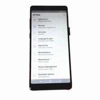 goophon gold 1g großhandel-6,3 Zoll Goophone N9 Handys MTK6580 Quad Core 1G / 8G Zeigen Sie 4G LTE 4G / 64G Android-Unlocked-Smartphones mit versiegelter Box an