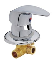 Wholesale mixing valve shower - Shower room shower room faucet tirade thread mixing valve faucet