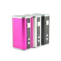 Wholesale usb cigarette adaptor - High Quality Mini Electronic Cigarette Kit 10W Box Mod 1050mah Battery with eGo 510 adaptor USB charging cable