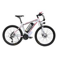 ingrosso moto 18 pollici-Commercio all'ingrosso 26 pollici mountain bike elettrica in lega di alluminio ebike 27 velocità bici elettrica 48 V batteria al litio 500 W motore bicicletta ibrida