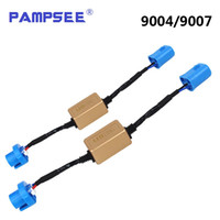 Wholesale harnesses led dhl resale online - Shipping by DHL H4 H7 H11 HB3 HB4 Canbus Wiring Harness Adapter LED Car Headlight Bulb Auto Headlamp Fog Light CANBUS