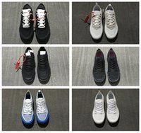 Wholesale Zip Up Ties - Wholesale 2018 VaporMax 2.0 Running Shoes Black White Men and Women Fashion Mesh Breathable Casual FK Low AA3831 Sneaker With Zip Tie