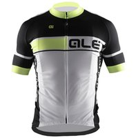 Wholesale Ale Cycling Jerseys - 2018 cycling clothing ALE team Cycling Short Sleeves jersey maillot ciclismo bicicleta carretera bike wear quick dry C1012