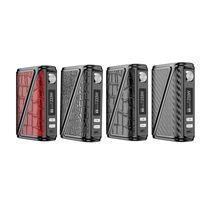 caja de cuero vape al por mayor-Original Rofvape Warlock Z 233 Box Mod 233w Box Mod Leather Design Big Power Electronic Cigarette vape Z
