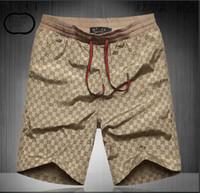 beach pants achat en gros de-New Board Shorts Hommes Summer Beach g Shorts Pantalons Maillots de bain de haute qualité Bermuda Male Lettre Surf Life Hommes Swim Tiger Shorts