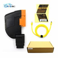 Wholesale ads bmw - Best ICOM A Auto professional diagnostic tool Fit for BMW ICOM ISIS ISID A DHL free shipping