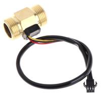 interruptor del sensor de flujo de agua al por mayor-Sensor de flujo G3 / 4