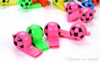 brinquedos cheerleading venda por atacado-Copa do Mundo apito Cheerleading fãs torcendo suprimentos brinquedo brinquedos futebol basquete beisebol e jogo de crianças